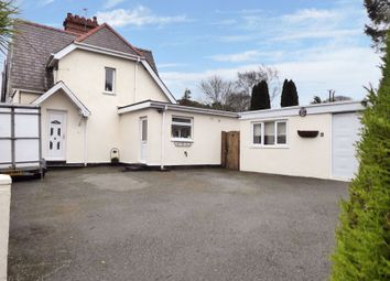 3 bed end terrace house for sale in Capel Y Graig, Bangor LL57