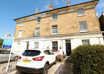 Thumbnail 3 bedroom terraced house for sale in Saxon Street, Dover