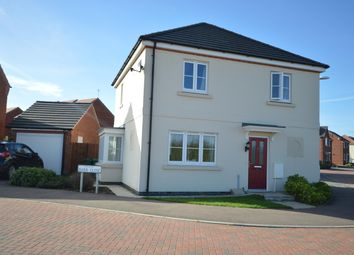 Thumbnail 3 bed detached house for sale in Barr Close, Enderby, Leicester LE192Af