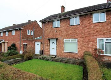 Thumbnail 2 bedroom semi-detached house for sale in Shepherd Drive, Willenhall