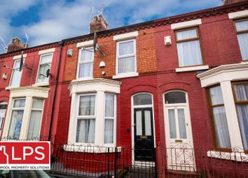 Thumbnail 3 bedroom terraced house for sale in Tabley Road, Wavertree