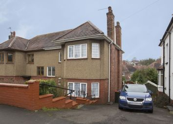 Thumbnail 3 bed semi-detached house for sale in Fields Park Road, Newport