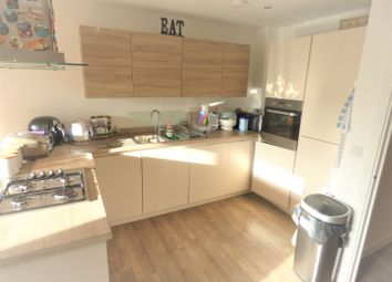 Thumbnail 3 bedroom flat to rent in Cornelius House, 5 Handley Page Road, London