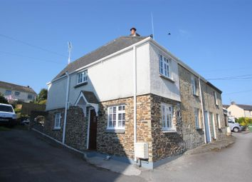 Thumbnail 3 bed end terrace house to rent in Church Lane, Newquay