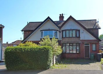 Thumbnail 3 bed semi-detached house for sale in Hastings Road, Prestwich, Manchester