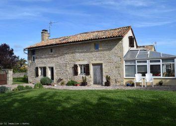 Thumbnail Property for sale in Vanzay, Poitou-Charentes, 79120, France
