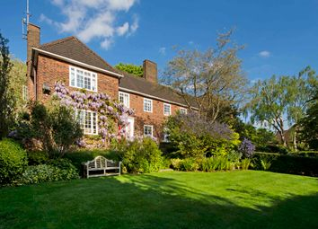 Thumbnail 4 bed semi-detached house for sale in Bunkers Hill, Hampstead Garden Suburb