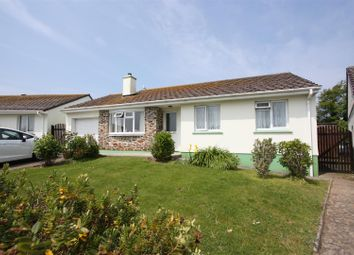 Thumbnail 3 bed detached bungalow for sale in Place Parc, Newquay