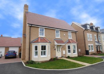 Thumbnail 4 bed detached house for sale in Compton Mead, Biggleswade