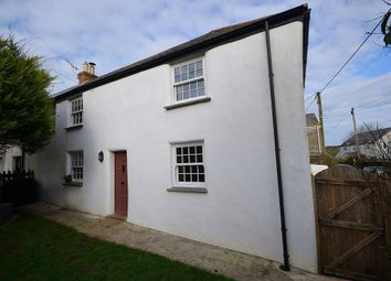 Thumbnail 4 bed semi-detached house for sale in Fore Street, Mount Hawke, Truro