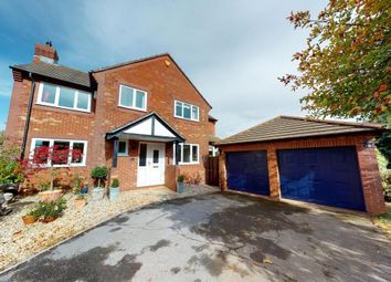 4 bed detached house for sale in Trafford Mews, Exeter EX2