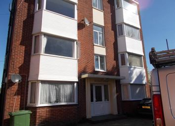 Thumbnail 2 bedroom flat to rent in Priory Crescent, Southsea