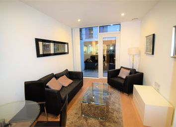 Thumbnail 1 bedroom flat to rent in 4 Saffron Central Square, East Croydon, Surrey