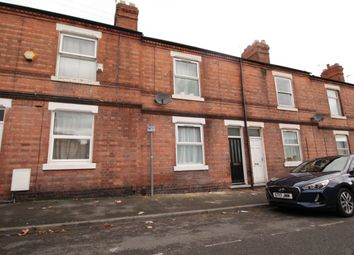 Thumbnail 3 bed terraced house for sale in Watkin Street, Nottingham