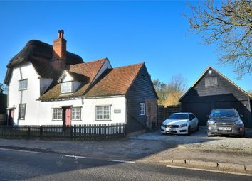 Thumbnail 4 bed detached house to rent in High Roding, Dunmow, Essex