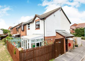 Thumbnail 1 bed town house for sale in Colborne Close, Poole