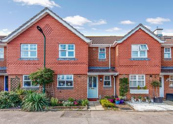 Thumbnail 3 bed terraced house for sale in St. Andrews Gardens, Cobham