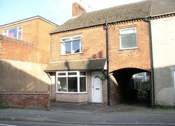 Thumbnail 2 bed terraced house for sale in Leabrooks Road, Somercotes, Alfreton