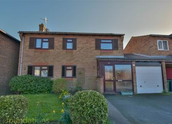 Thumbnail 3 bed detached house for sale in Wentworth Close, Bexhill-On-Sea, East Sussex