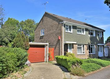 Thumbnail 3 bed semi-detached house for sale in Canterbury Drive, Dibden, Southampton