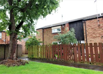 Thumbnail 3 bedroom end terrace house for sale in Molewood Close, Cambridge
