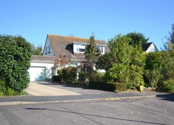 Thumbnail 3 bed detached house for sale in Trefusis Way, East Budleigh, Budleigh Salterton, Devon