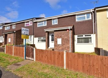 Thumbnail 3 bed terraced house for sale in Berkshire Close, Walderslade, Chatham, Kent