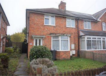 Thumbnail 1 bedroom maisonette for sale in 185 Severne Road, Birmingham