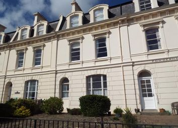 Thumbnail 2 bedroom flat for sale in Powderham Terrace, Teignmouth, Devon