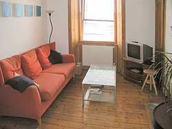 Thumbnail 1 bed property to rent in 107/9 Broughton Road, Edinburgh