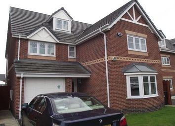 Thumbnail 4 bed property to rent in Great Sankey, Warrington