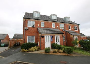 Thumbnail 3 bed town house for sale in Balmoral Close, Blackburn