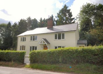 Thumbnail 3 bed detached house to rent in Butts Green, Clavering, Saffron Walden