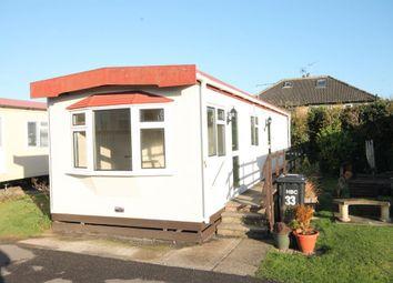Thumbnail 2 bed mobile/park home for sale in Main Avenue Shaws Trailer Park, Knaresborough Road, Harrogate