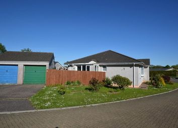 Thumbnail 2 bed semi-detached bungalow for sale in Blossom Close, Dunkeswell, Honiton, Devon