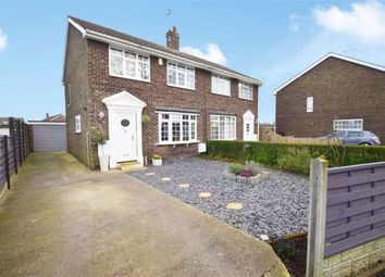 Thumbnail 3 bed semi-detached house for sale in Cedar Wood, Gilberdyke, Brough