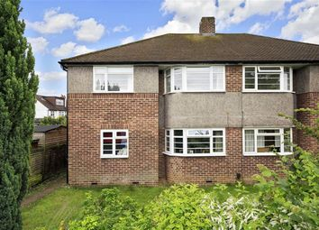 Thumbnail 2 bed flat for sale in Doone Close, Teddington