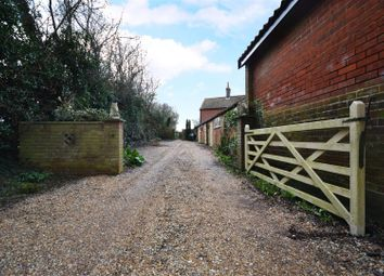 Thumbnail 6 bedroom detached house for sale in Briningham, Norwich