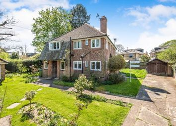 Thumbnail 2 bedroom flat for sale in Oxshott, Leatherhead, Surrey