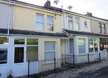 Thumbnail 3 bed property to rent in Caradon Terrace, Saltash, Cornwall