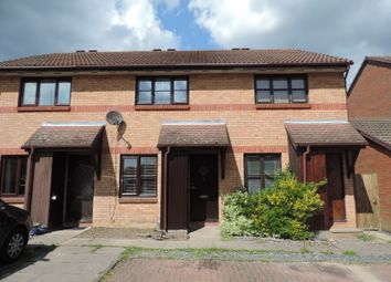 Thumbnail 2 bed terraced house to rent in Tucker Road, Ottershaw, Chertsey