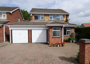 Thumbnail 3 bed detached house for sale in Woodhill Rise, Holbrooks, Coventry