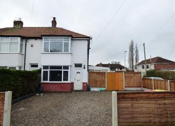 Thumbnail 3 bed semi-detached house for sale in Thorntrees Avenue, Lea, Preston
