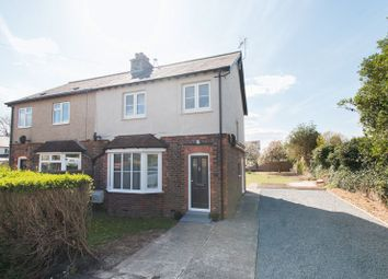 Thumbnail 3 bed semi-detached house for sale in Kingsham Road, Chichester