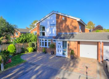 Thumbnail 3 bed detached house for sale in Hadrian Close, St. Albans