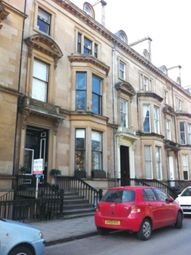 Thumbnail 2 bed flat to rent in 10 Belhaven Terrace, Glasgow, 0Tg