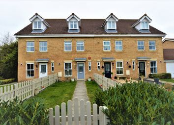 Thumbnail 3 bed town house for sale in Earlswood Park, New Milton