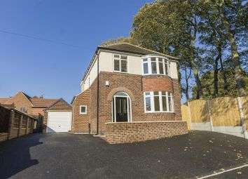 Thumbnail 4 bed detached house for sale in Hady Hill, Hady, Chesterfield