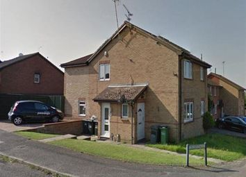 Thumbnail 1 bed property to rent in Coverdale, Luton