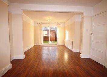 Thumbnail 3 bed terraced house to rent in Sherwood Park Road, Mitcham, Surrey